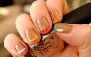 12 Amazing French Tip Acrylic Nail Designs Every Woman Must Try Today