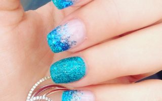 30+ Beautiful Blue Acrylic Nail Designs You Must Try Out This Weekend