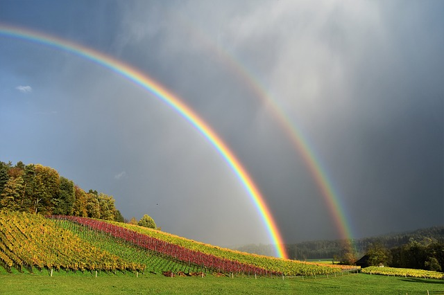double rainbow religious and mythological significance